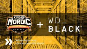 ESEN Esports inleder nytt samarbete med WD_Black